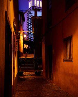 Garachico in der Nacht 7