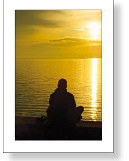 Meditation, Lindau, Bodensee 1 F4