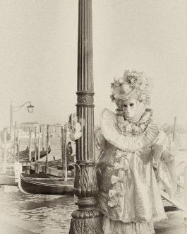 Venezianische Masken, Karneval 9